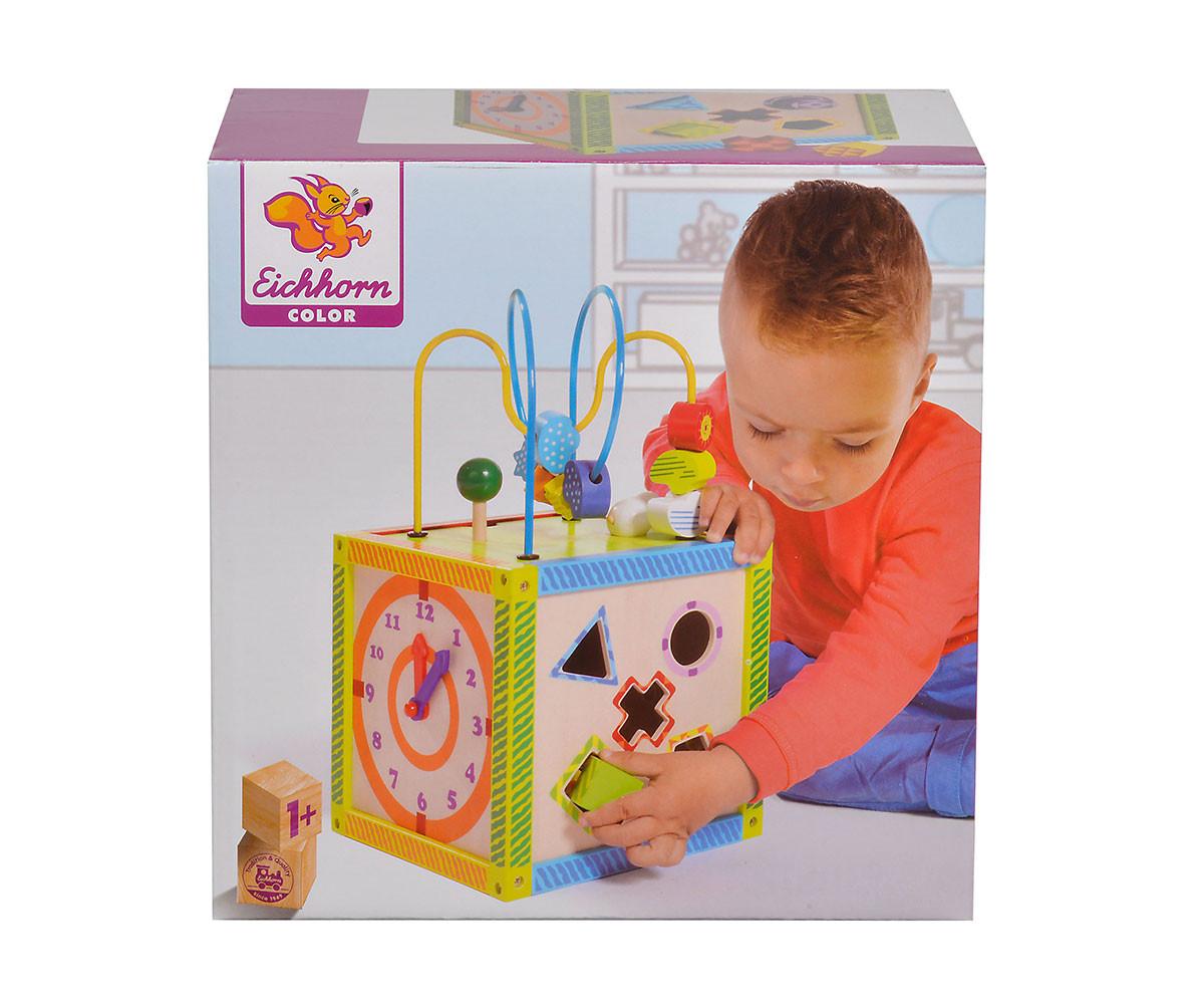 Дървени играчки Simba-Dickie Eichhorn 100002235