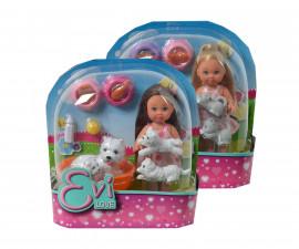 Кукла Evi Love - Приятел на животните, асортимент