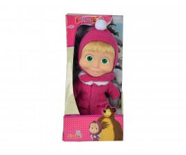 Детска играчка - Маша и Мечока - Маша със зимно облекло
