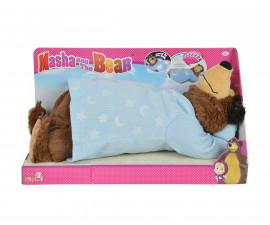 Маша и мечока - Спящ мечок 40 см.