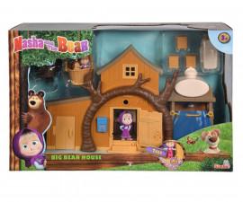 Детска играчка - Маша и Мечока - Къщата на големия Мечок