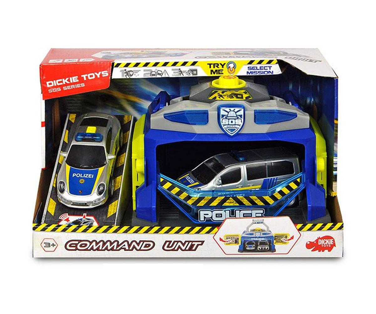 Коли, камиони, комплекти Simba-Dickie 203715010038