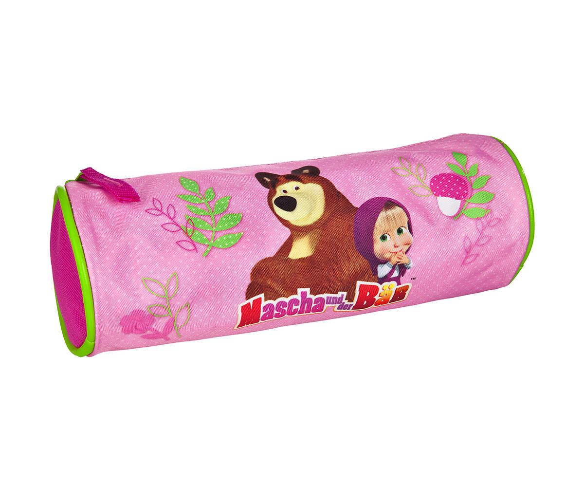 Маша и мечока - Детски несесер за химикалки