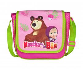 Маша и мечока - Малка чанта за рамо