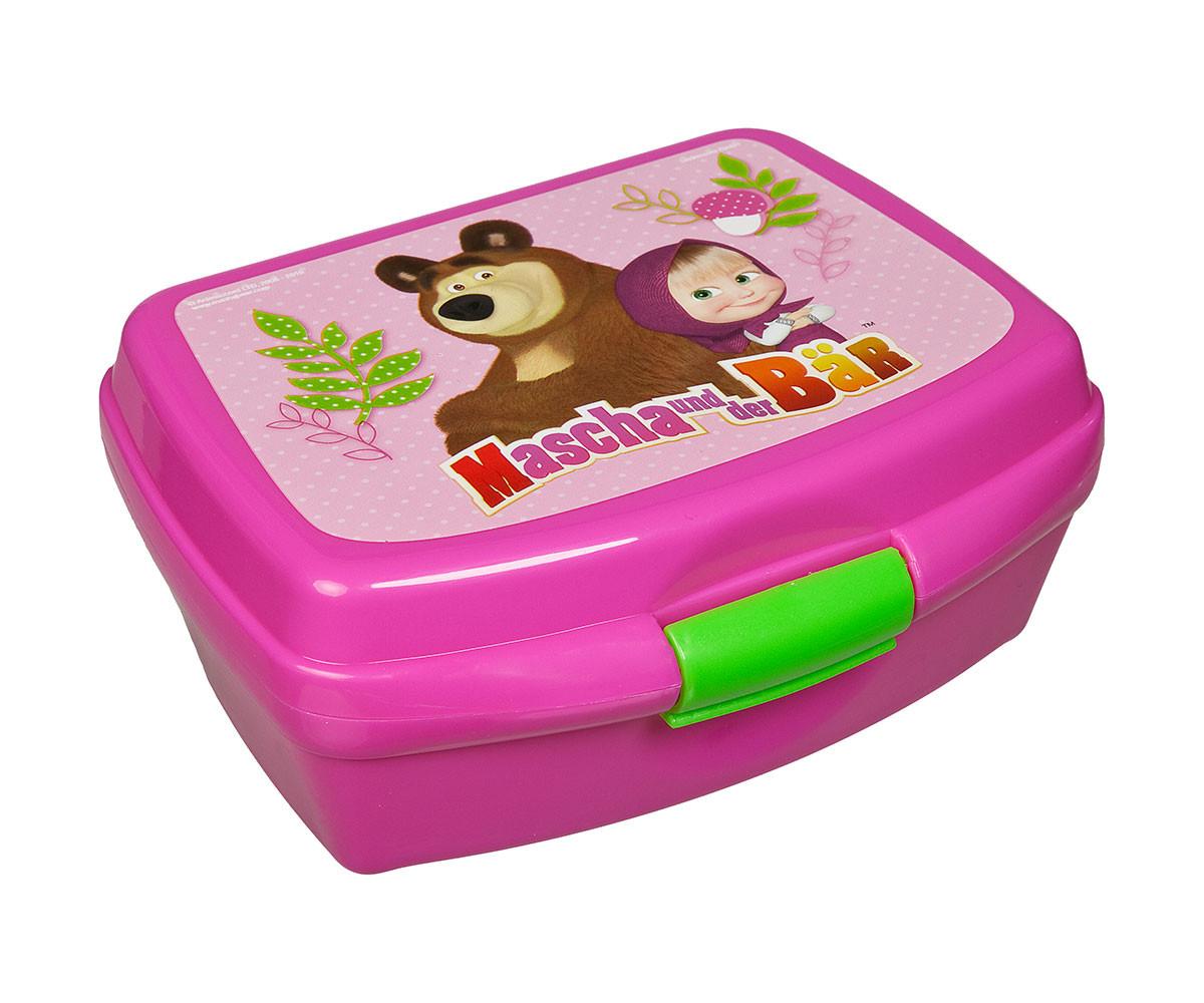 Маша и мечока - Кутия за сандвич
