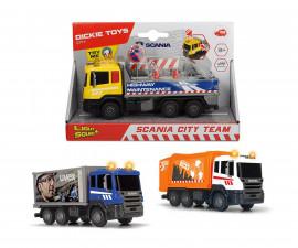 Градски машини Дики Scania, асортимент