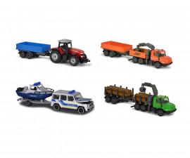 Теглещи превозни средства Majorette, асортимент