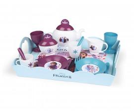 Детски сервиз за чай Замръзналото кралство, Smoby 7600310513, Smoby 310513