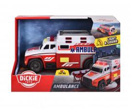 Линейка Dickie Toys