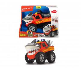 Кола Акула с клатеща глава и опашка Dickie Toys