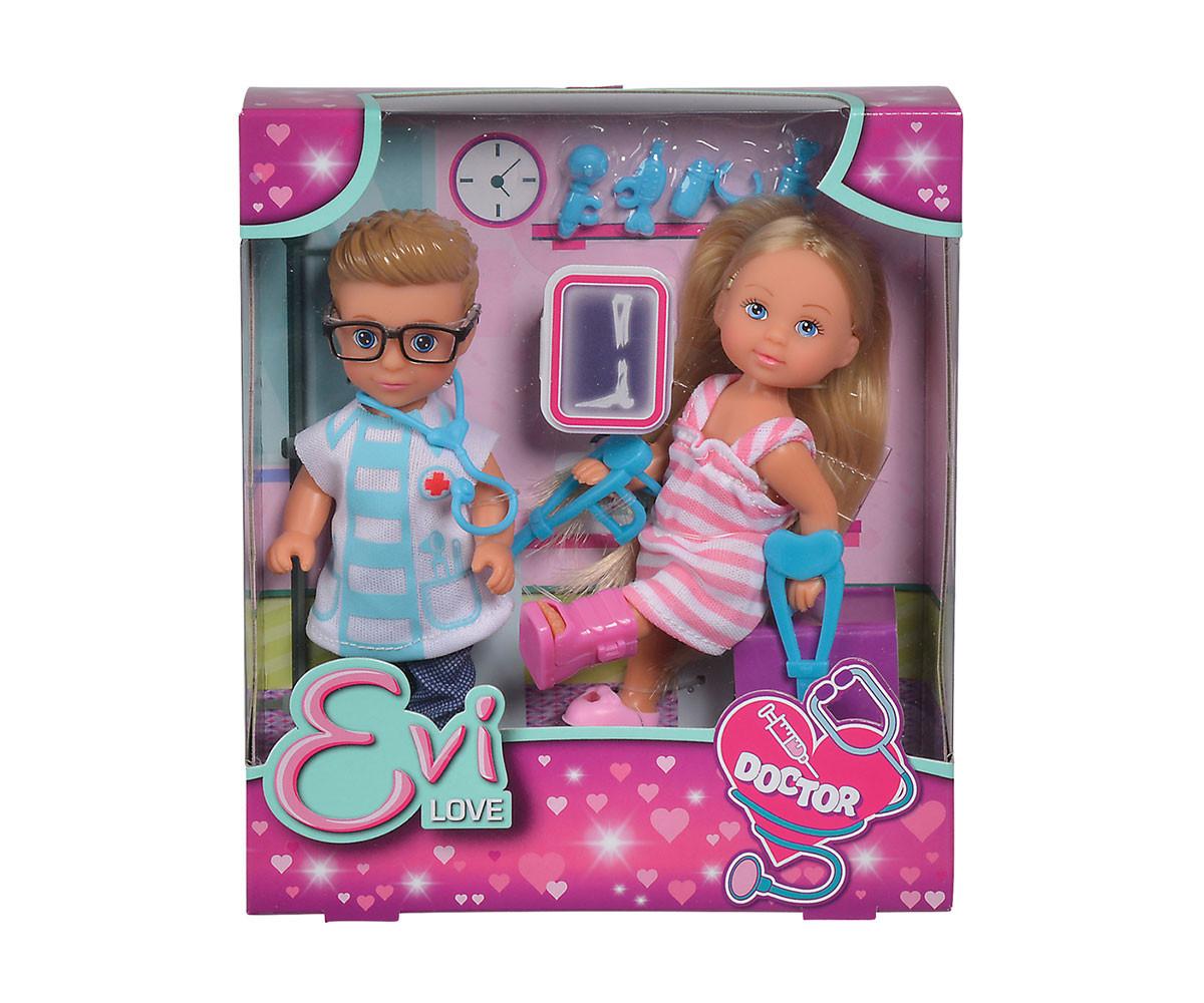 Кукла Еви Лав - Доктор, 12 см.