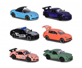 Коли Majorette Porsche Premium, асортимент