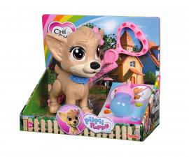 Chi Chi Love Кученце на разходка до тоалетна, Simba Toys 105893460