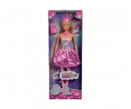 Кукла Steffi Love, Simba Toys 105733320 - Облечена в стил Еднорог