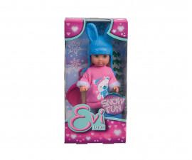 Кукла Evi Love, Simba Toys 105733362 - Снежно забавление