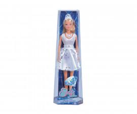 Кукла Steffi Love, Simba Toys 105733465 - С рокля с кристали Сваровски
