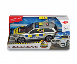 Полицейска кола Mercedes-AMG E43, Dickie Toys 203716018038