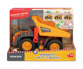 Тежкотоварен камион Volvo, Dickie Toys 203725004