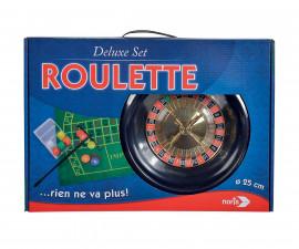 Детска забавна игра рулетка Делукс 25 см., Simba Toys/Noris 606104613