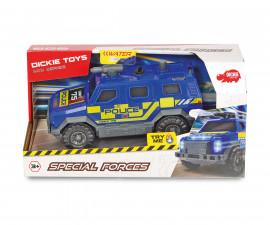 Детска играчка за момчета полицейски джип - спец части Dickie SOS