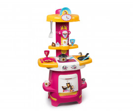 Детски игрален комплект кухня Smoby, Cooky Masha and the Bear