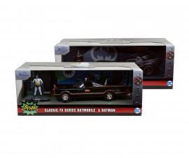 Batmobile в дисплей Jada Batman, асортимент, 1:32
