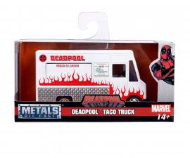 Камион за храна Jada Deadpool, 1:32