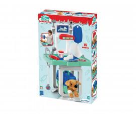 Детски комплект за игра ветеринарна клиника Екоефие 7600001908