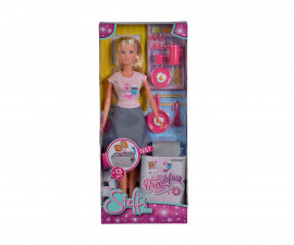 Кукла за игра Стефи Лав - На закуска 105733461
