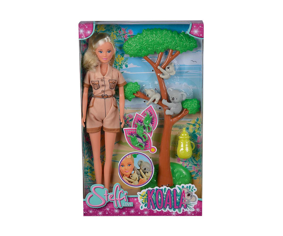 Кукла за игра Стефи Лав - С коала 105733490