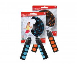 Въжета за скачане с меки дръжки Simba, асортимент, 200 см 107301685