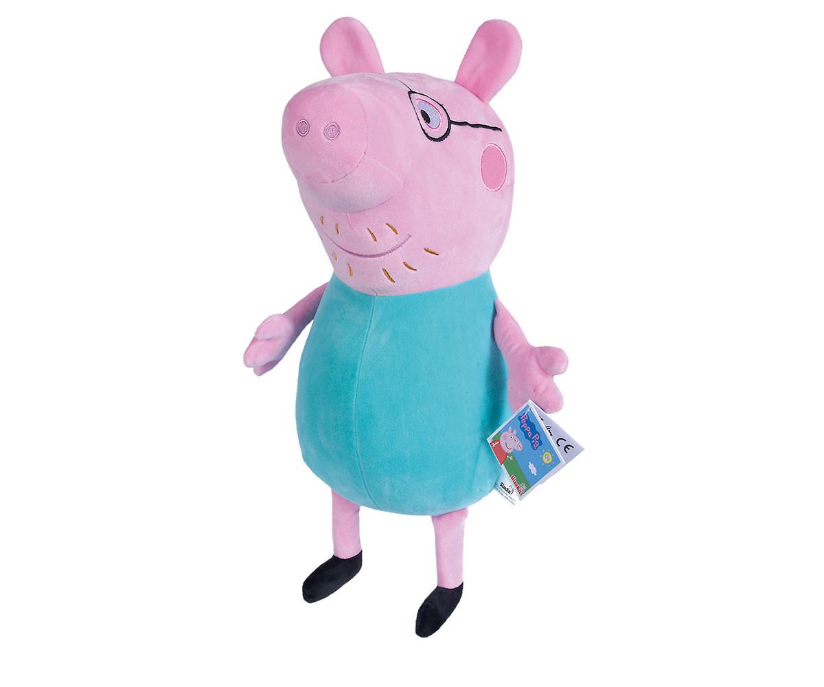 Пепа прасенцето - Плюшен татко прасе, 37 см 109261005