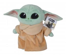 Дисни плюшена играчка Мандалориан: Детето Йода, 25 см. 6315875778