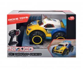 Детска радиоуправляема количка Дики, Amphy Rider