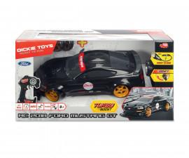 Детска радиоуправляема количка Dickie, Ford Mustang Drift, 1:10
