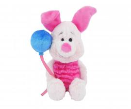 Плюшена играчка за деца от детско филмче на Disney Прасчо с балон, 17см PDP2001068