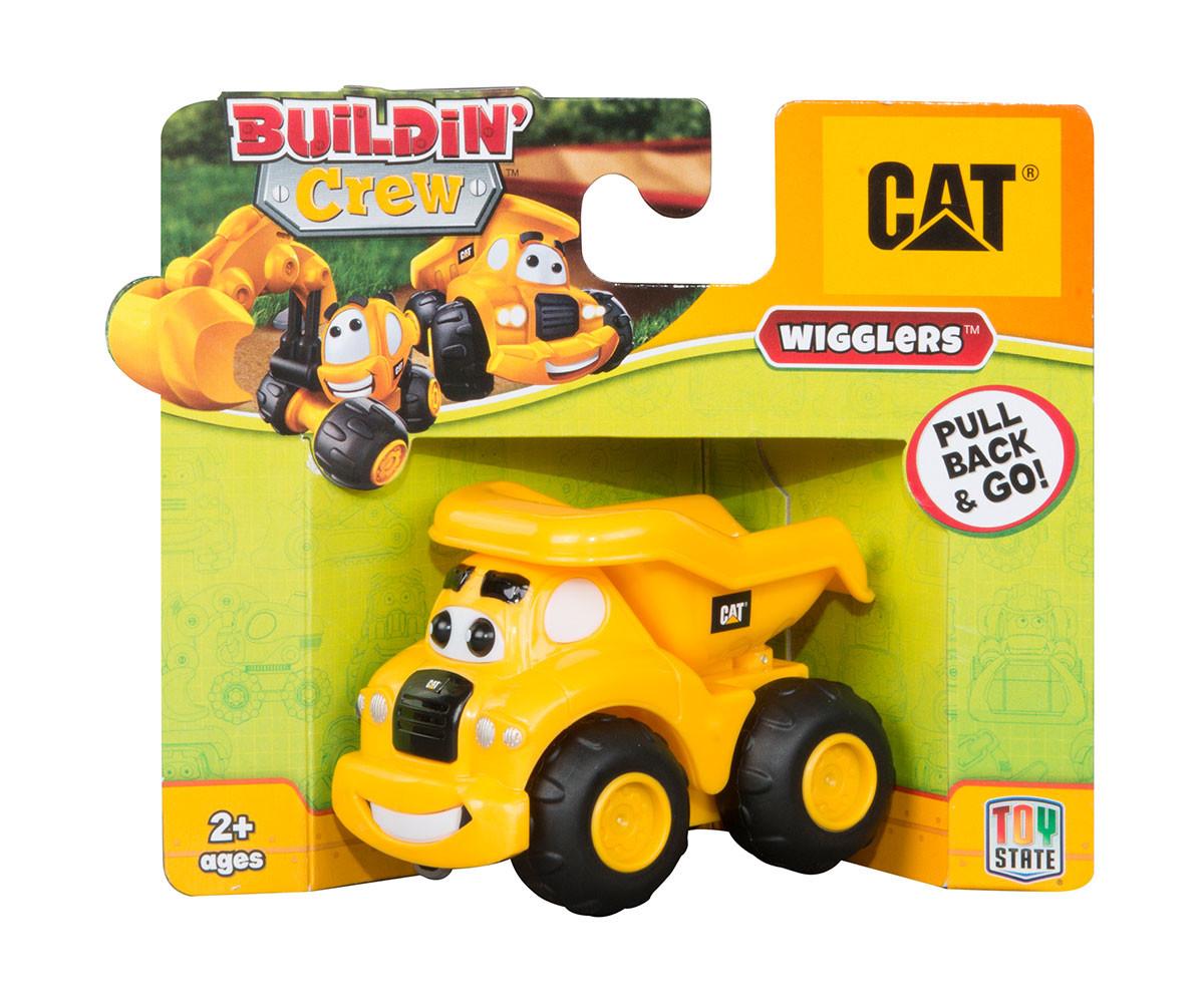 Детска забавна играчка - Той стейт - Мини строителна машина