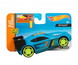 Детска забавна играчка - Той стейт - Хот уилс кола със звук и светлина