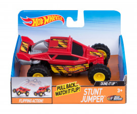 Детска забавна играчка - Той стейт - Хот уилс кола за каскади със звук и светлина