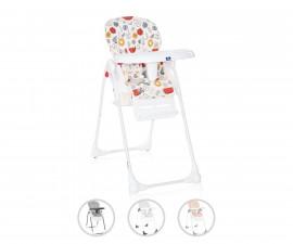 Сгъваемо столче за хранене на дете до 15кг Lorelli Dulce, асортимент 10100452134