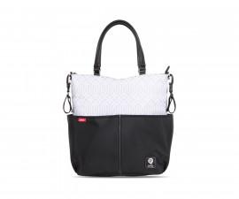 чанта за бебешки принадлежности с термоизолатор Лорели Fashion, Black