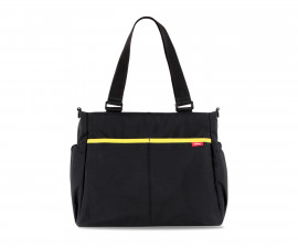 чанта за бебешки принадлежности с термоджоб Basic, Black