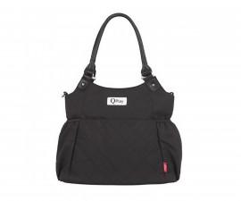 чанта за бебешки принадлежности с термоизолатор Лорели Tote, Black