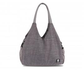 чанта за бебешки принадлежности с термоизолатор Лорели Capacity, Camel
