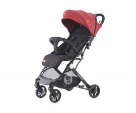 Детска количка Lorelli Fiorano, червено/черно