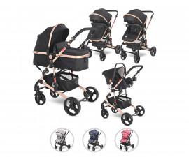 Бебешка количка Lorelli Alba Classic Set 1002166