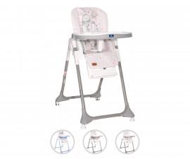 Сгъваемо столче за хранене на дете до 15кг Lorelli Felicita, асортимент 10100422