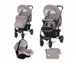 Комбинирана бебешка количка Lorelli Daisy Basic Set, String 10021642115