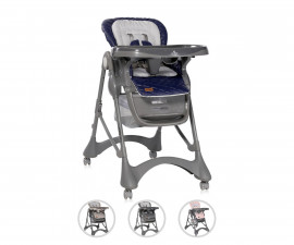 Сгъваемо столче за хранене на дете до 15кг Lorelli Appetito, асортимент 1010040