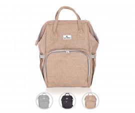 Чанта за количка за бебешки и детски аксесоари с термоджоб Lorelli Tina, асортимент 1004026